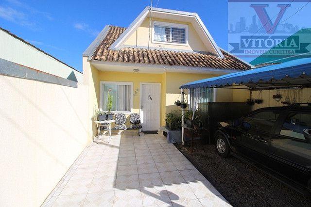 Casa à venda com 3 dormitórios em Rio pequeno, São josé dos pinhais cod:CA00981 - Foto 2