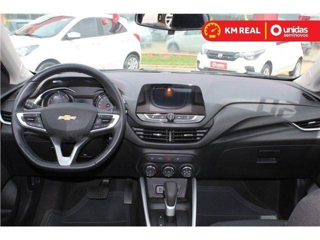 Chevrolet Onix 1.0 Turbo Flex Plus Ltz Auto - Foto 7