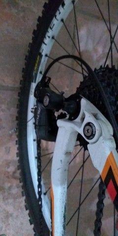 Vendo bike Mosso , peças Shimano altus, vale a pena conferir!! - Foto 4