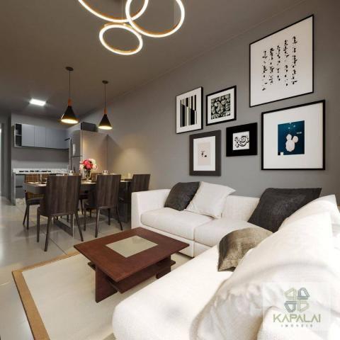 Casa com 2 dormitórios à venda, 76 m² por R$ 225.000,00 - Itacolomi - Balneário Piçarras/S - Foto 7