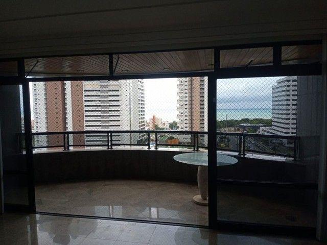 Apartamento para alugar com 5 dormitórios em Altiplano cabo branco, João pessoa cod:17788 - Foto 5
