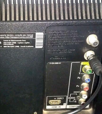 """TV Sony bravia 32"""" Não é smart - Foto 4"""