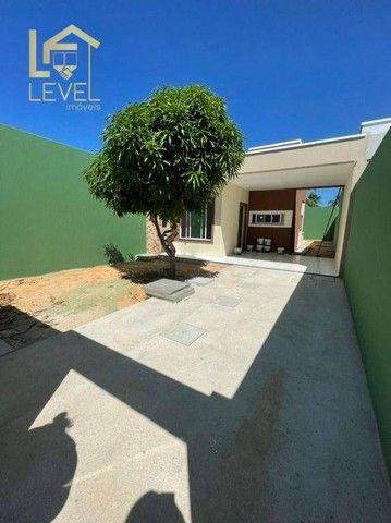 Casa com 2 dormitórios à venda, 72 m² por R$ 139.000,00 - Piau - Aquiraz/CE