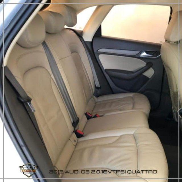 Audi Q3 2.0 16VTFSI QUATTRO 170CV S-TRONIC 5P  - Foto 12