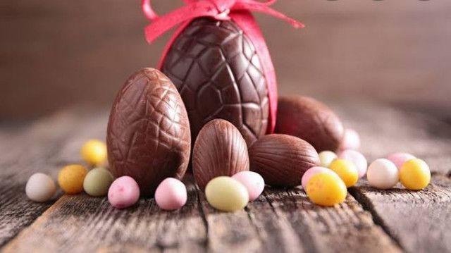 Curso ovos de páscoa