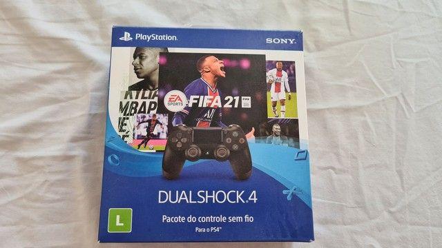 Controle Dualshock 4 Original Novo