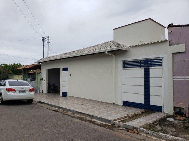 Casa 3/4  c/ piscina toda mobiliada no Residencial Araguaia