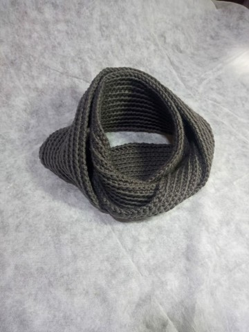 Gola em croche - Foto 2