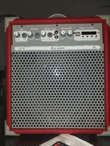 Caixa de som multifuncional (nova) - Foto 5