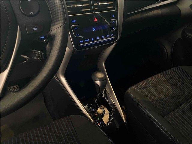Toyota Yaris 2019 1.3 16v flex xl plus tech multidrive - Foto 11