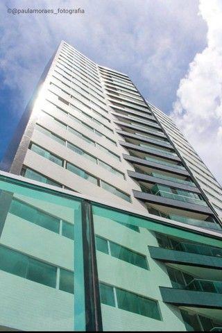 JS - Lindo apartamento em Boa Viagem - 04 Quartos - 02 Vagas - Camilo Castelo Branco