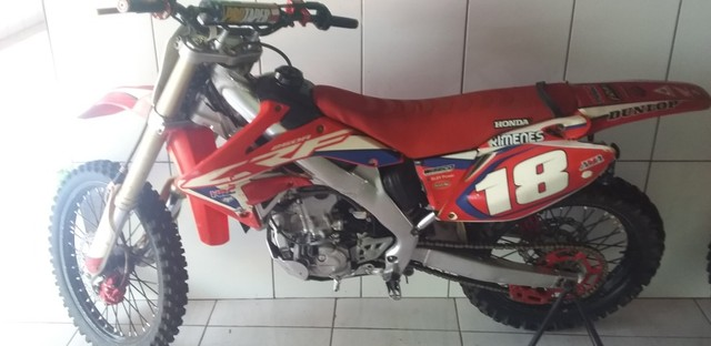 CRF250R IMPORTADA
