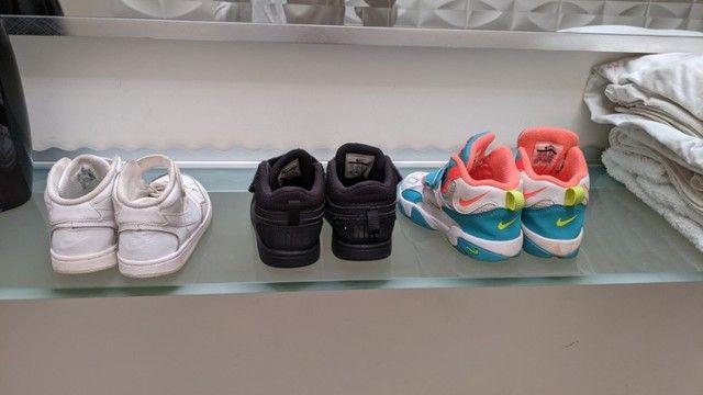 3 Nikes infantis  - Foto 3
