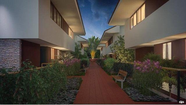 VM-Lançamento de casas no Poço da Panela 258m² com jardins conceito moderno - Foto 10