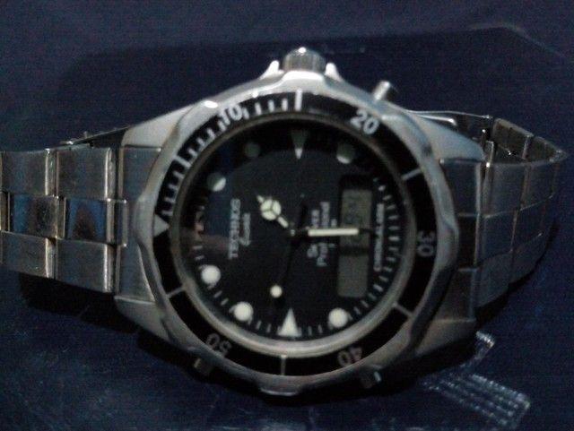 TECHNOS Sky Diver - Relíquia Anos 90 - Foto 5