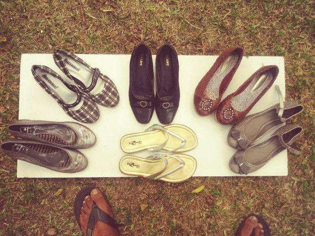 Sapatos femininos - Foto 4