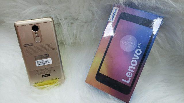 Celular Lenovo K6 Novo Na Caixa  - Foto 2