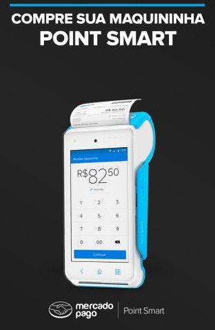 Maquina Point Smart - Maquina De Cartão De Credito
