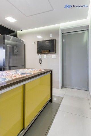 Apartamento  nos Aflitos, 75m2, 3 quartos, 2 suítes, 2 vagas soltas e mobiliado - Foto 13