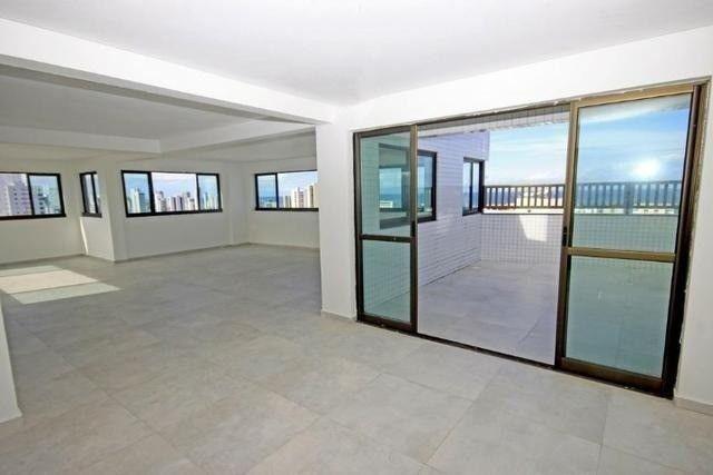 JS- Excelente apartamento de 03 quartos em Boa Viagem -97m² - Edf. Salamanca - Foto 3