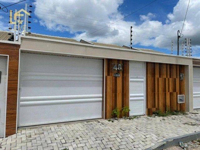 Grande Oportunidade - Casa com 2 dormitórios à venda - Aquiraz/CE