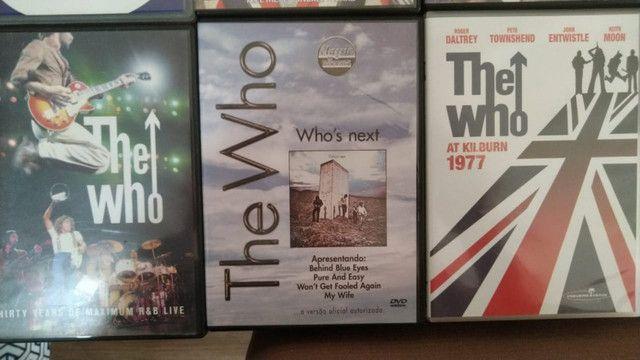Coleção DVD The Who - 11 DVDs - Liquidando - Foto 4