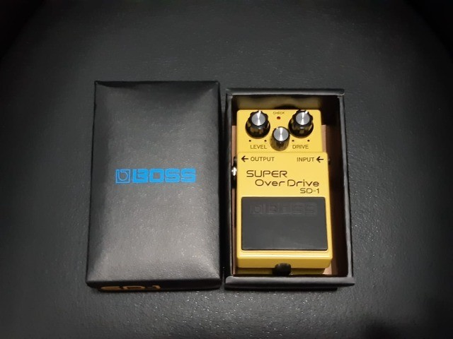 Pedal overdrive SD1 BOSS - Foto 3