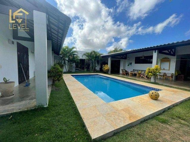 Casa com 3 dormitórios à venda, 910 m² por R$ 850.000,00 - Chácara da Prainha - Aquiraz/CE - Foto 8