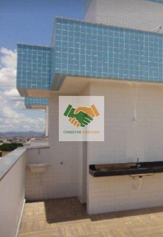 Cobertura nova com 3 quartos em 148m2 á venda no bairro Rio Branco em BH - Foto 2