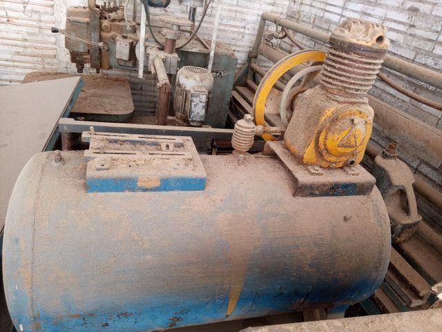 Compressor 15 pés