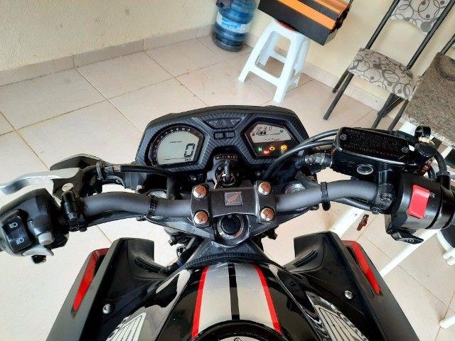 CB 650F com ABS - ano 2019 - Baixa km - Foto 3
