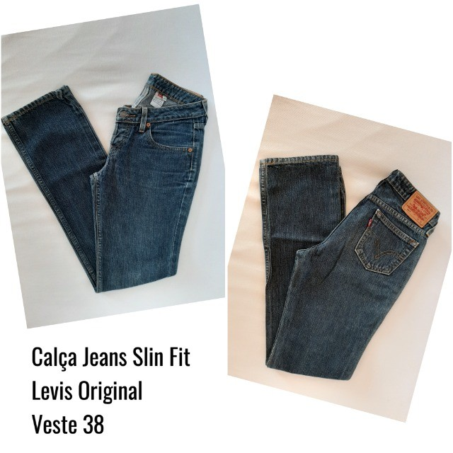 Bazar de Calças Jeans Importadas-Seminovas  - Foto 2