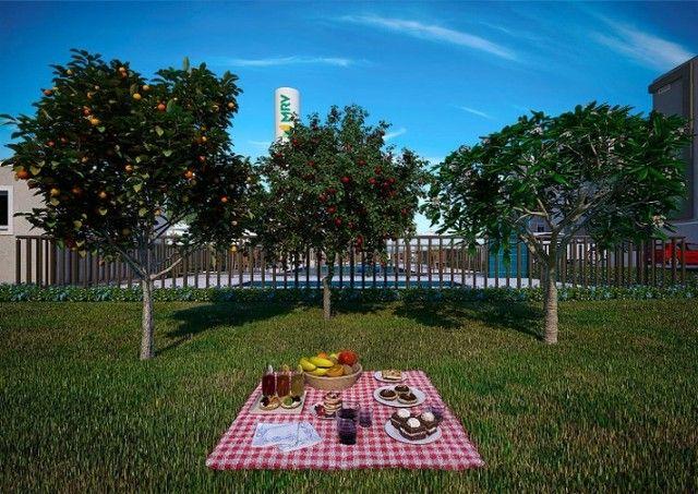  APO  Bairro Planejado Parque Mosaico  Apartamento de 2 Quartos C/ Varanda e Elevador - Foto 9