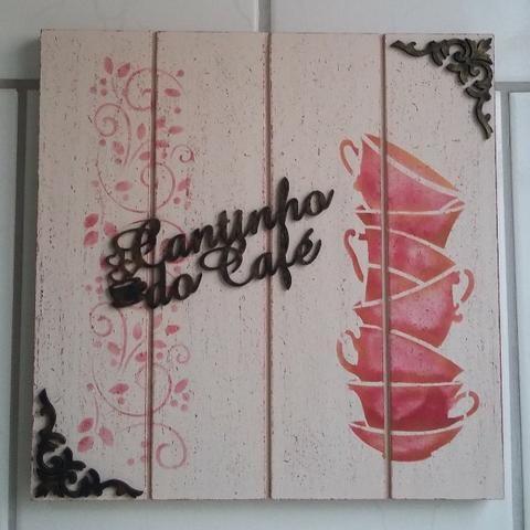 Resultado de imagem para decoração cantinho do café
