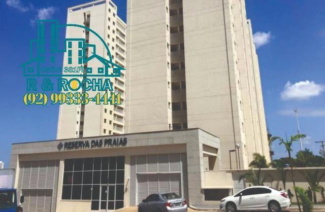 Integrado ao Shopping, 3 qts, 85m², 2 Vagas + Depósito, Use seu FGTS, 17o andar