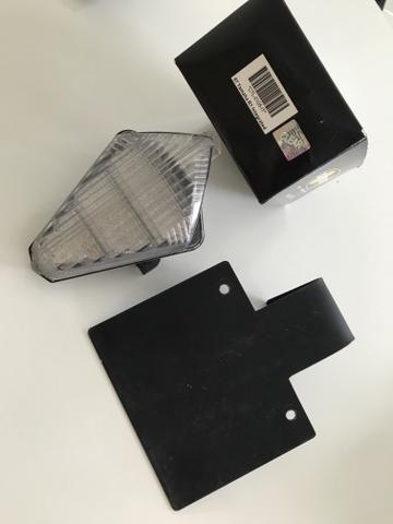 Lanterna R1 Pisca Embutido + Eliminador de Suporte de Placa - Foto 5