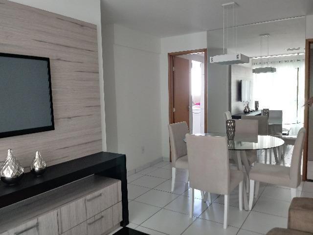 AL835 -Apartamento no Pina,3qts mobiliado