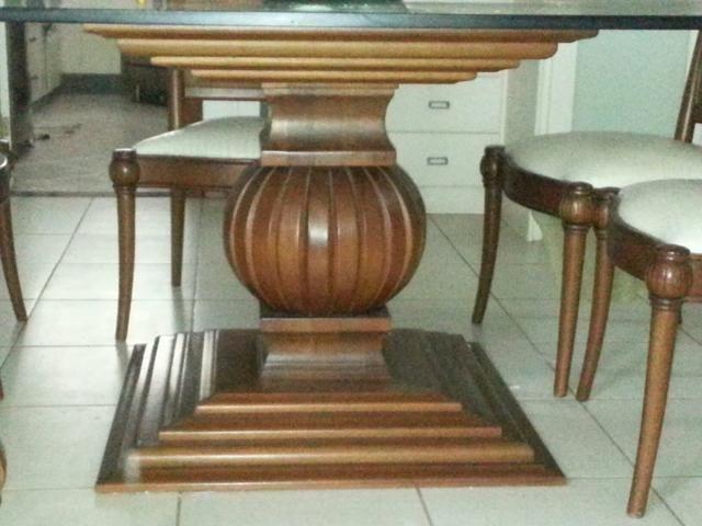 Mesa quadrada jantar