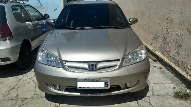 Honda Civic EX 1.7 16v Aut 2006
