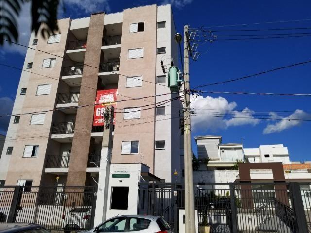 Aluguel Apartamento novo Edifício Altos do Paço 2 dormitórios totalmente com armários