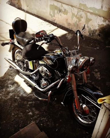 Harley davidson heritage softail classic - 2012