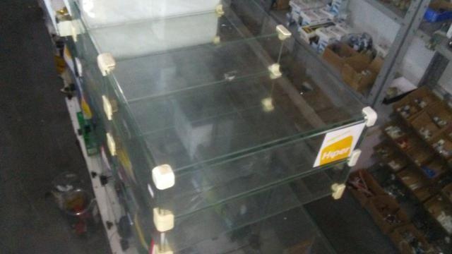 Vitrine expositora de vidro para loja - Foto 5