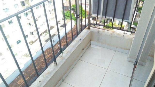 Engenho de Dentro - Condomínio Casa Nova - Andar Alto Elevadores - 2 Quartos 1 Suíte Vaga