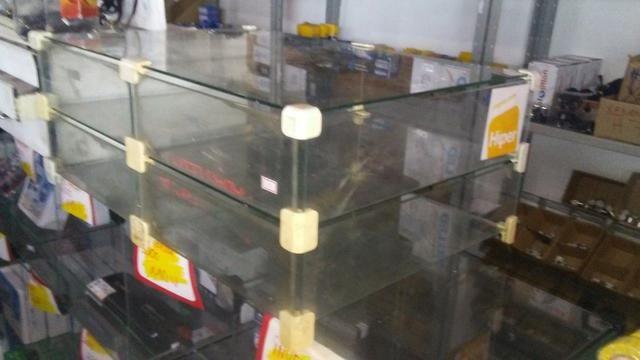 Vitrine expositora de vidro para loja - Foto 4