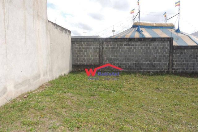 Terreno à venda, 202 m² rua maiorca, 104 - santa terezinha - colombo/pr - Foto 4