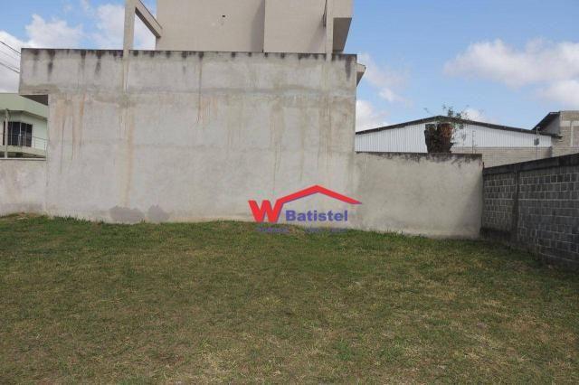 Terreno à venda, 202 m² rua maiorca, 104 - santa terezinha - colombo/pr - Foto 5