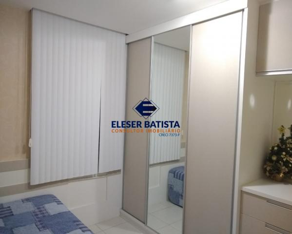 Apartamento à venda com 3 dormitórios em Residencial praças sauípe, Serra cod:AP00169 - Foto 18