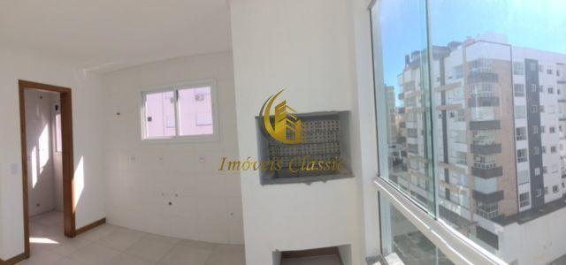 Apartamento à venda com 3 dormitórios em Zona nova, Capão da canoa cod:1350 - Foto 2