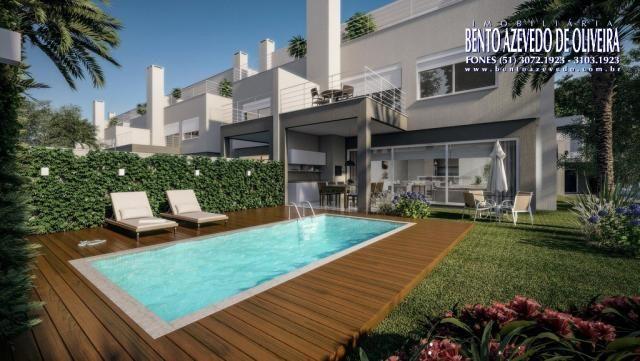 Casa de condomínio à venda com 3 dormitórios em Pedra redonda, Porto alegre cod:6568 - Foto 7