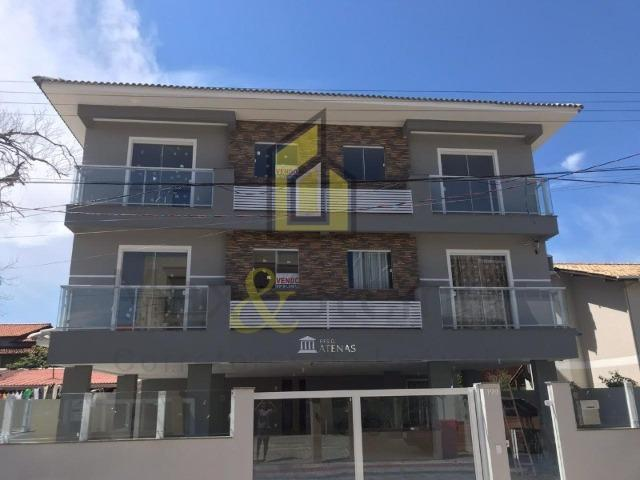 Ingleses_ Barbada ! 1km da praia! Apartamento novo, de 02 dorm c/01 suíte - Foto 10